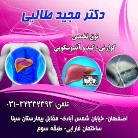 دکتر مجید طالبی
