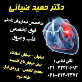 دکتر حمید ضیائی